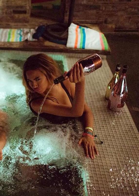 Thu choi ngong cua vo chong Beyonce va Jay Z