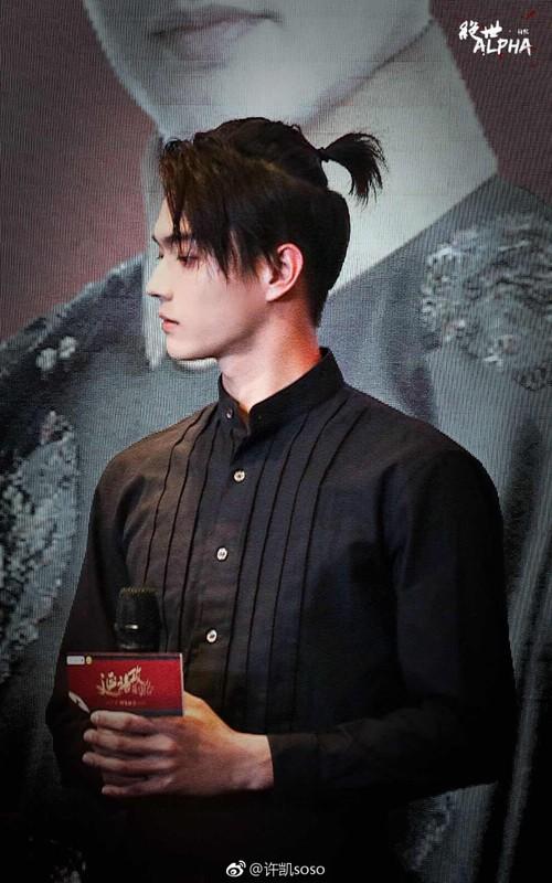 """Dau chi Pho Hang, Dien Hi cong luoc con co hai trai dep """"cuc pham""""-Hinh-3"""