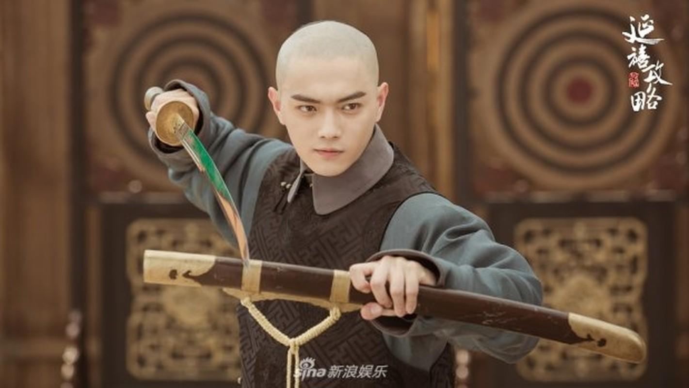 """Dau chi Pho Hang, Dien Hi cong luoc con co hai trai dep """"cuc pham"""""""