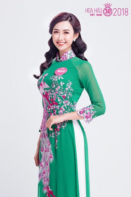 Ngam thi sinh Hoa hau Viet Nam dai dien hinh anh cho hang hang khong-Hinh-7