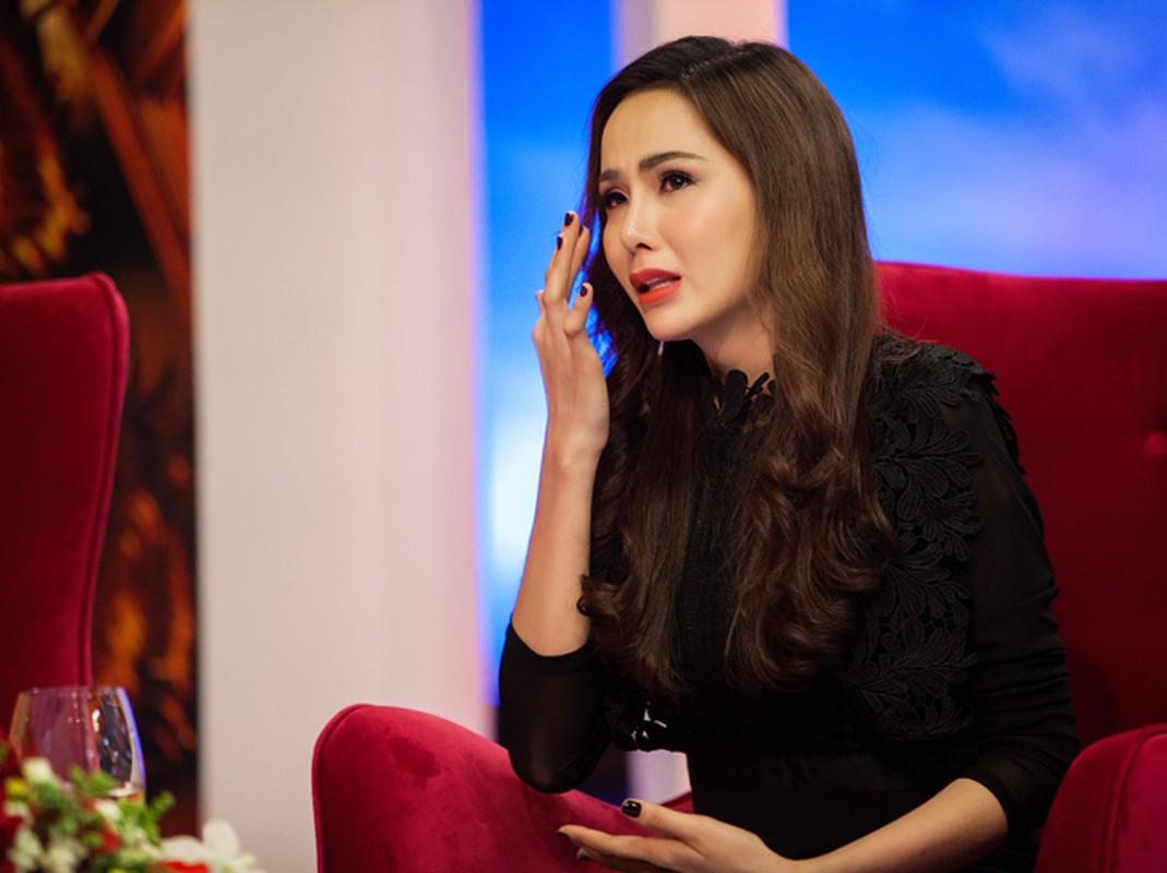 """Hoa hau Diem Huong am tham dieu tri tram cam, tiet lo ly do """"soc""""-Hinh-5"""