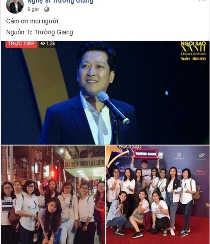 "Thang giai ""Nam DV dien anh duoc yeu thich nhat"", Truong Giang noi gi?-Hinh-7"