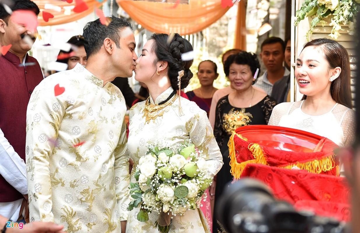 Cuoi chong doanh nhan An Do, Vo Ha Tram sung suong thot len dieu nay-Hinh-9