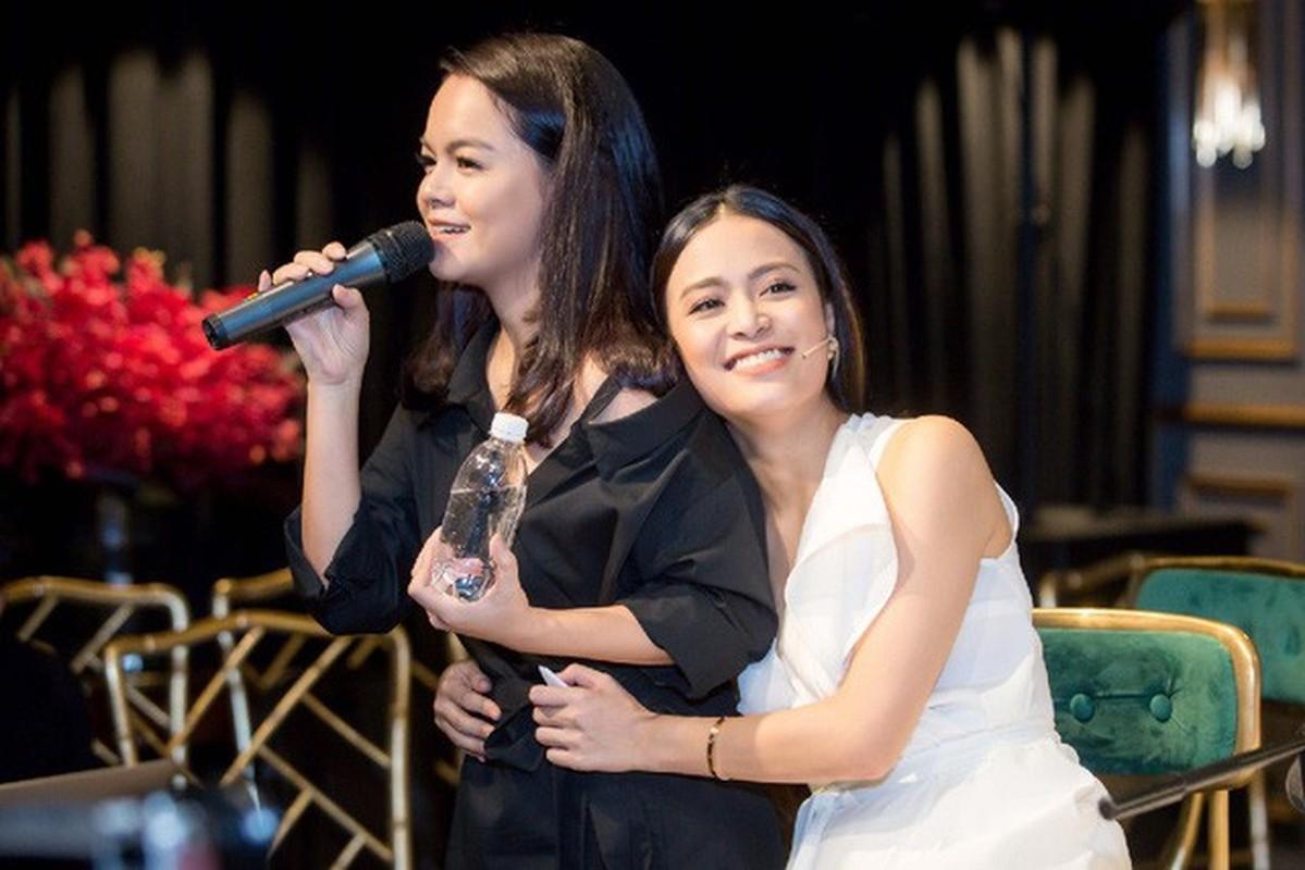 Pham Quynh Anh - Hoang Thuy Linh than thiet ra sao truoc tin don ran nut?-Hinh-5