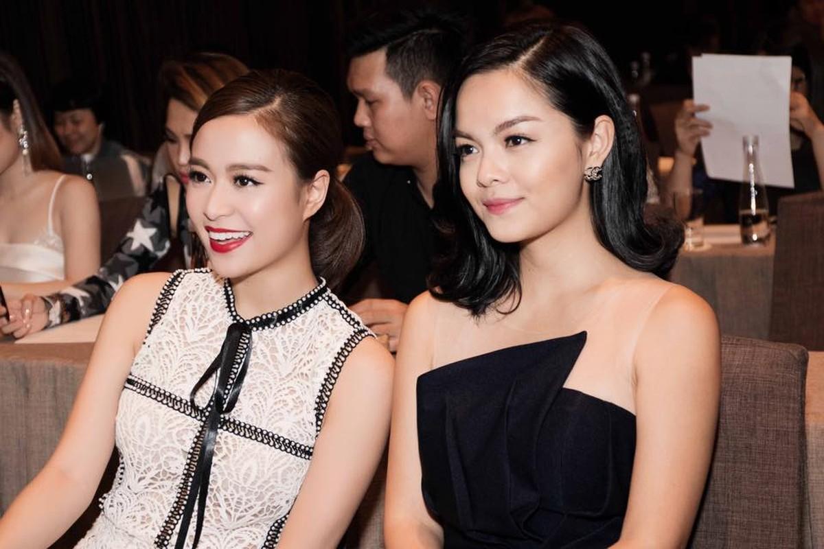 Pham Quynh Anh - Hoang Thuy Linh than thiet ra sao truoc tin don ran nut?-Hinh-6