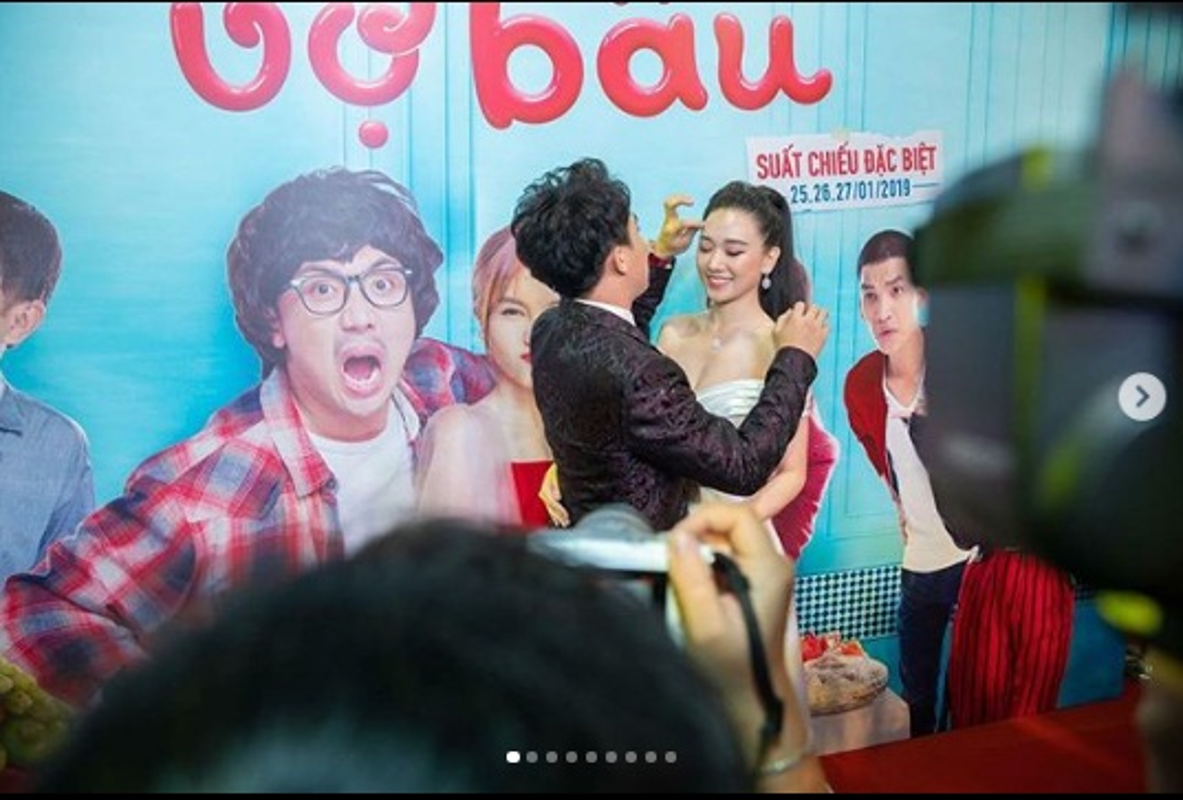 """Nang cap vong 1, Hari Won """"boc lua"""" khien Tran Thanh me man-Hinh-3"""