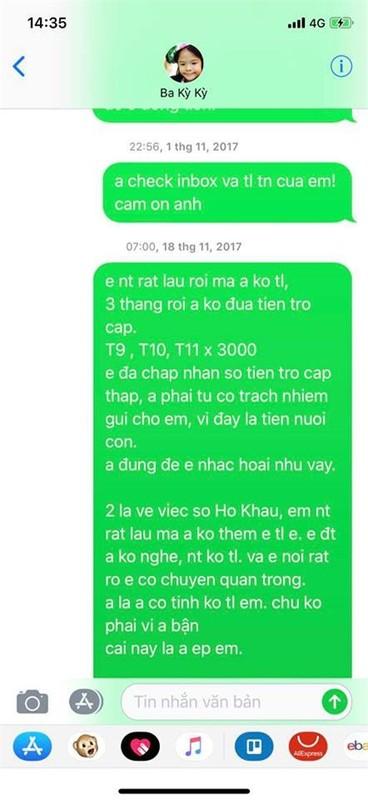 Vo cu Lam Vinh Hai to chong ky keo tien tro cap, Linh Chi phan ung-Hinh-10