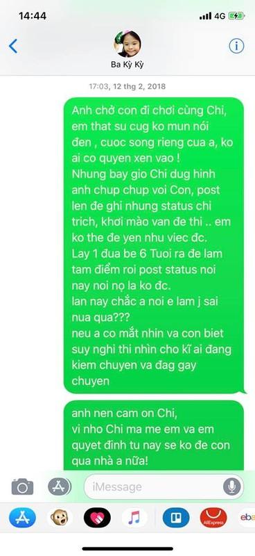 Vo cu Lam Vinh Hai to chong ky keo tien tro cap, Linh Chi phan ung-Hinh-4
