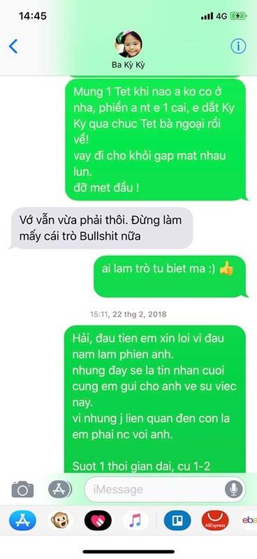 Vo cu Lam Vinh Hai to chong ky keo tien tro cap, Linh Chi phan ung-Hinh-5