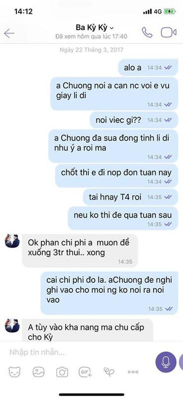 Vo cu Lam Vinh Hai to chong ky keo tien tro cap, Linh Chi phan ung-Hinh-7