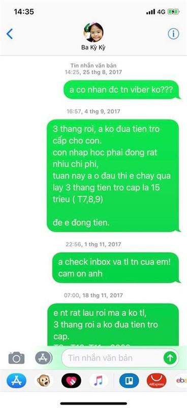 Vo cu Lam Vinh Hai to chong ky keo tien tro cap, Linh Chi phan ung-Hinh-9
