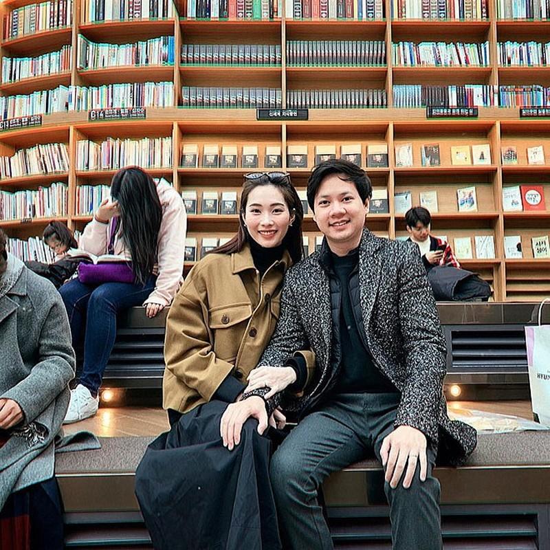 Hoa hau Dang Thu Thao cham chi khoe anh tinh tu ben chong dai gia-Hinh-3