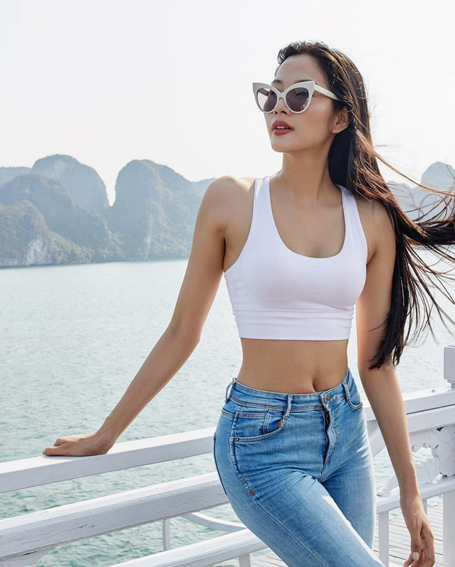 """Hoang Thuy: Tu gay tro den """"len huong"""" nhan sac-Hinh-9"""