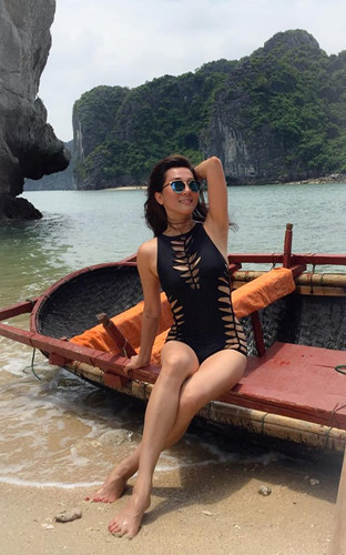 """O tuoi 54, MC Ky Duyen nuot nhu """"gai con son"""" nhieu nguoi phat ghen-Hinh-9"""