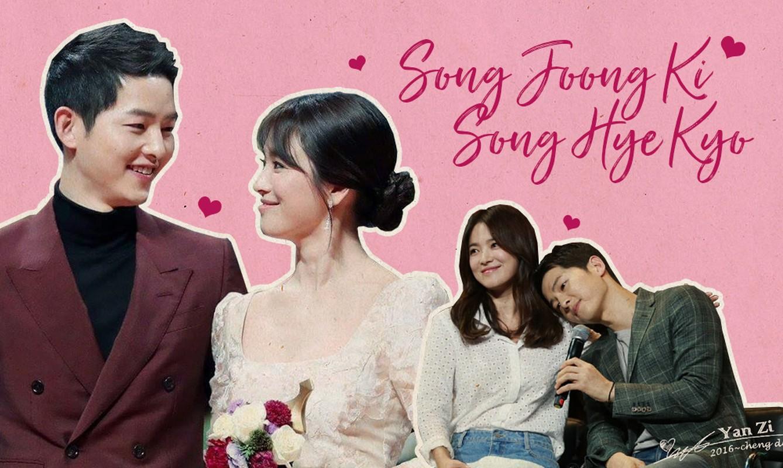 Loi ngon tinh cua Song Joong Ki - Song Hye Kyo truoc ly hon-Hinh-2