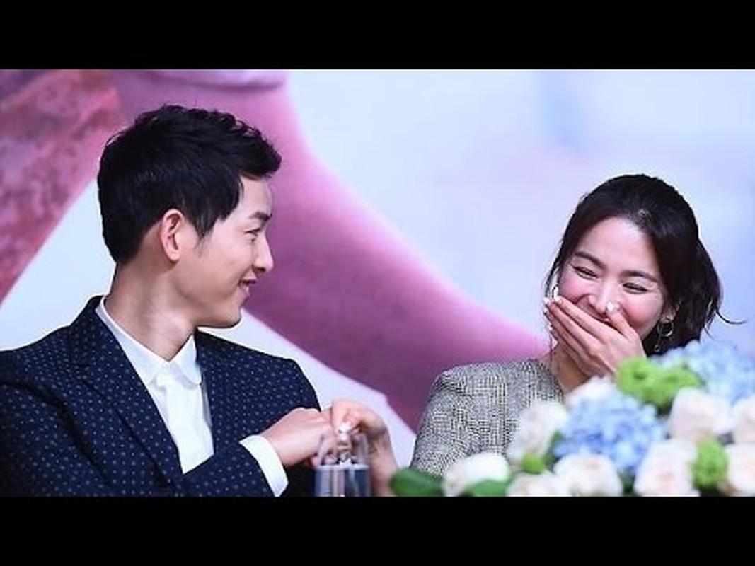 Loi ngon tinh cua Song Joong Ki - Song Hye Kyo truoc ly hon-Hinh-6