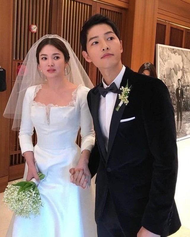Loi ngon tinh cua Song Joong Ki - Song Hye Kyo truoc ly hon