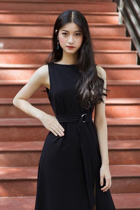 Ngam dan thi sinh lot Chung khao phia Bac Miss World Viet Nam-Hinh-3