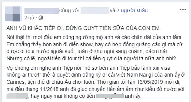Soi phan ung cua sao Viet khi bi to quyt tien, vay khong tra-Hinh-5