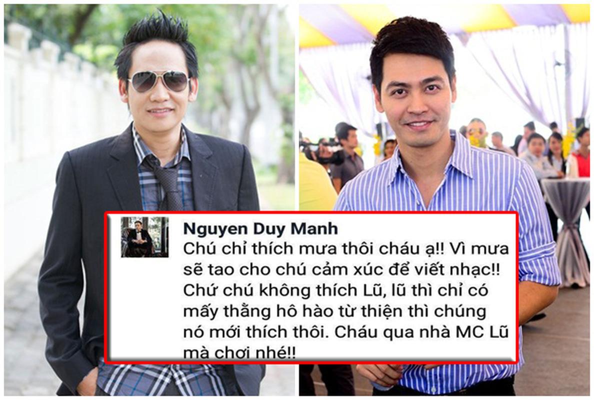 """Loat phat ngon soc tan oc cua Duy Manh, sao Viet nao """"dinh chuong""""?-Hinh-2"""