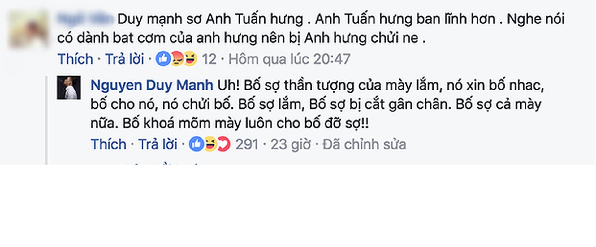 """Loat phat ngon soc tan oc cua Duy Manh, sao Viet nao """"dinh chuong""""?-Hinh-4"""