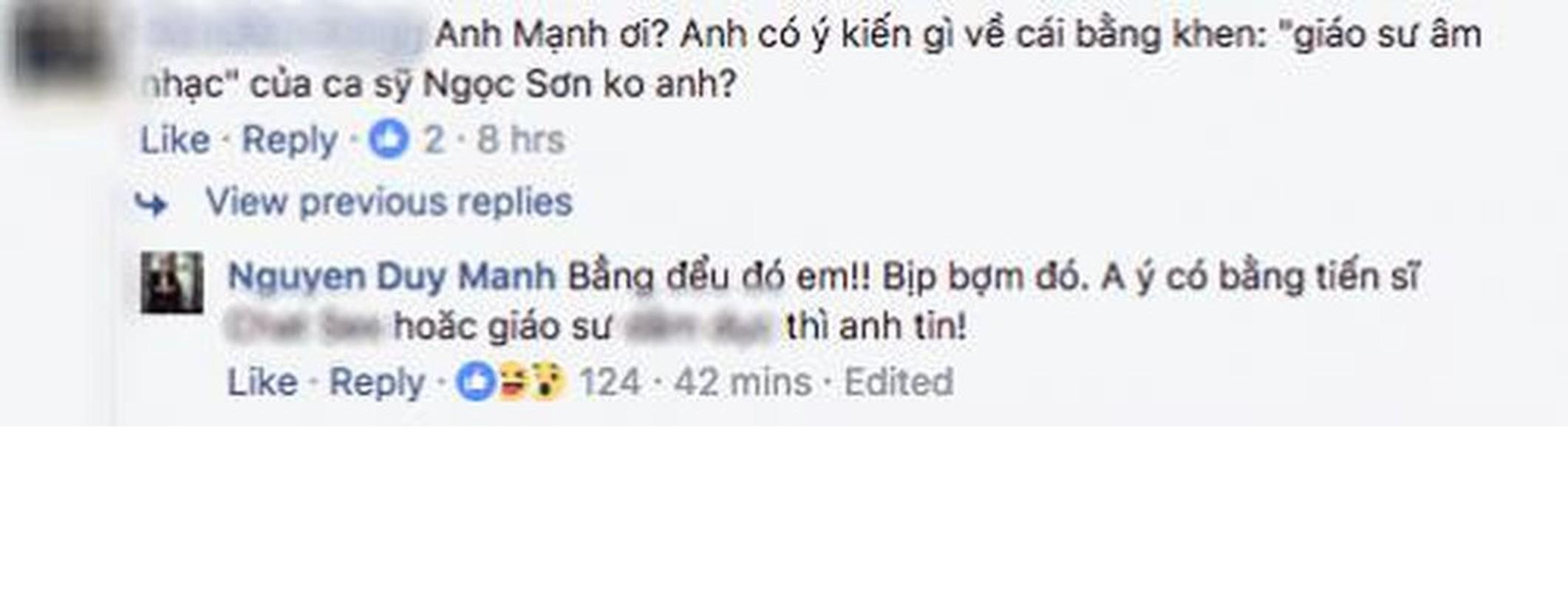 """Loat phat ngon soc tan oc cua Duy Manh, sao Viet nao """"dinh chuong""""?-Hinh-9"""