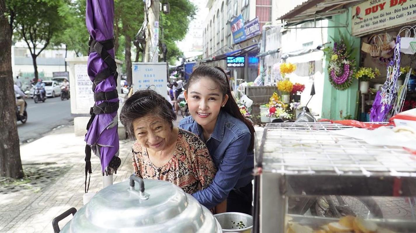 """Le Au Ngan Anh """"lot xac"""" sau 2 nam dang quang: Khong chi gioi, ngay cang xinh!-Hinh-12"""