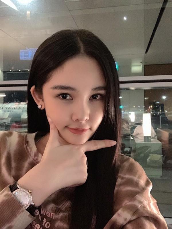 """Le Au Ngan Anh """"lot xac"""" sau 2 nam dang quang: Khong chi gioi, ngay cang xinh!-Hinh-5"""