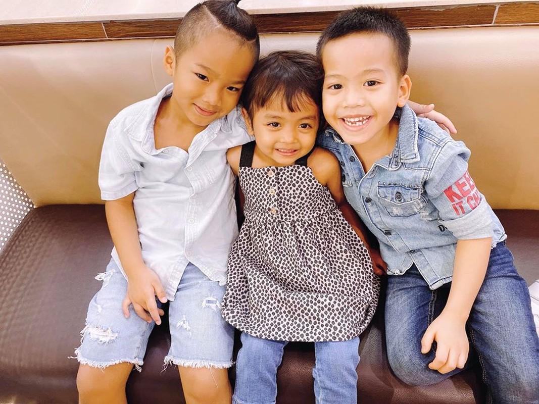 Phi Nhung, Do Manh Cuong dong con nuoi song nhan ai, dau nam phuoc loc day nha-Hinh-9