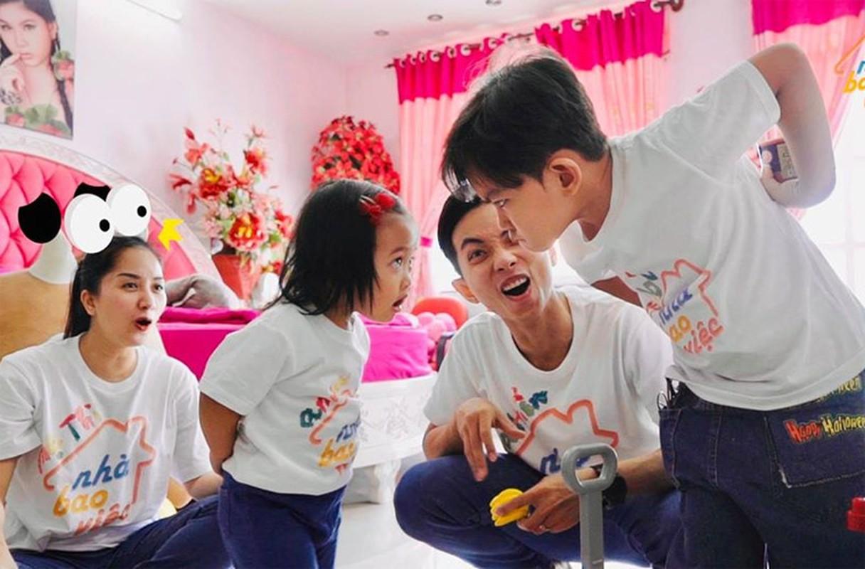 Hai con cua Khanh Thi – Phan Hien xinh nhu thien than, cang ngam cang yeu-Hinh-12
