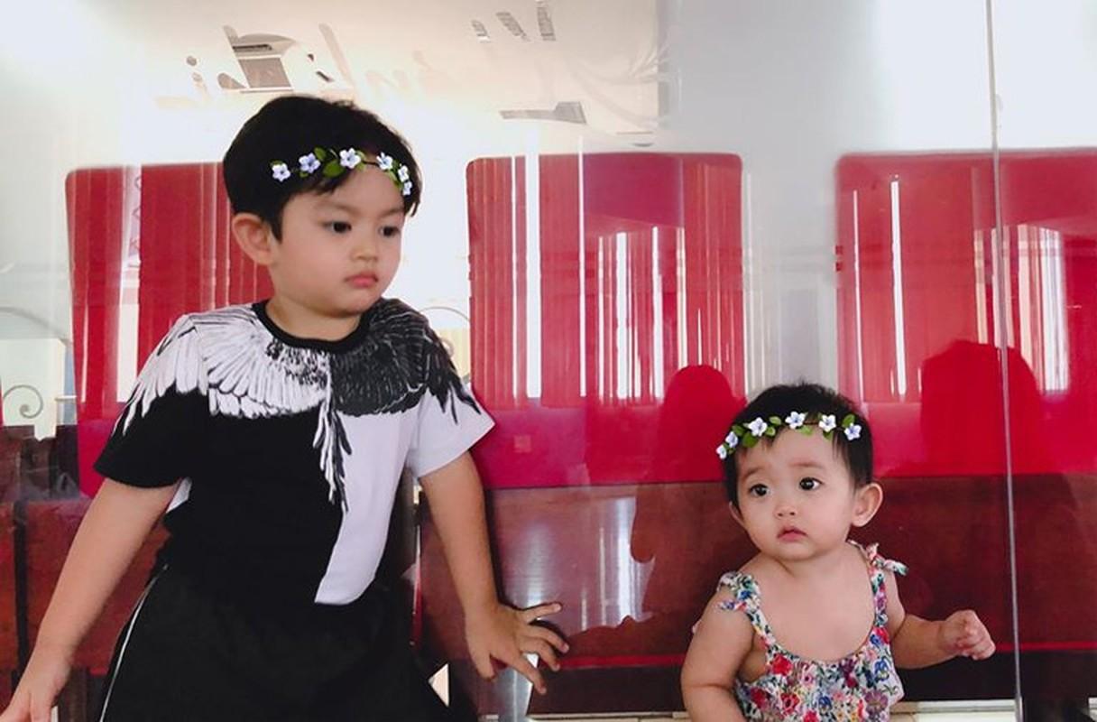 Hai con cua Khanh Thi – Phan Hien xinh nhu thien than, cang ngam cang yeu-Hinh-2