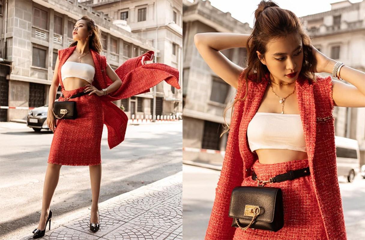 Hoang Thuy Linh khoe kheo vong 1 nua kin nua ho goi cam chet nguoi-Hinh-4
