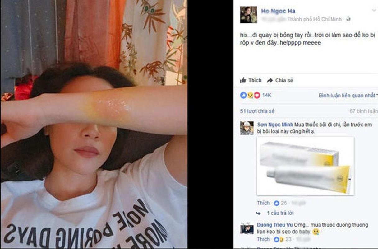 """Truoc Hong Ngoc, loat sao Viet bi bong khien fan """"so xanh mat""""-Hinh-7"""