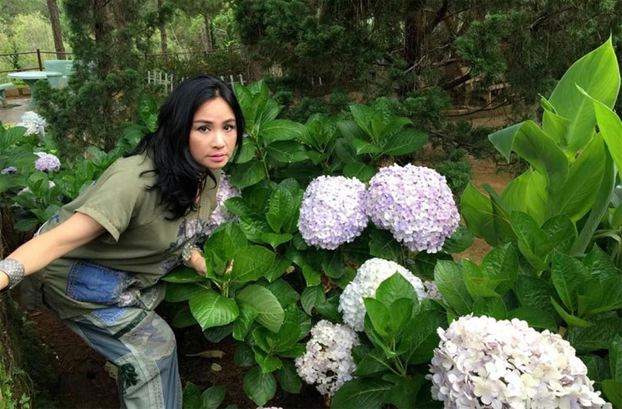 Thanh Lam xinh dep, an vui ben con va tinh tre o tuoi 51-Hinh-14
