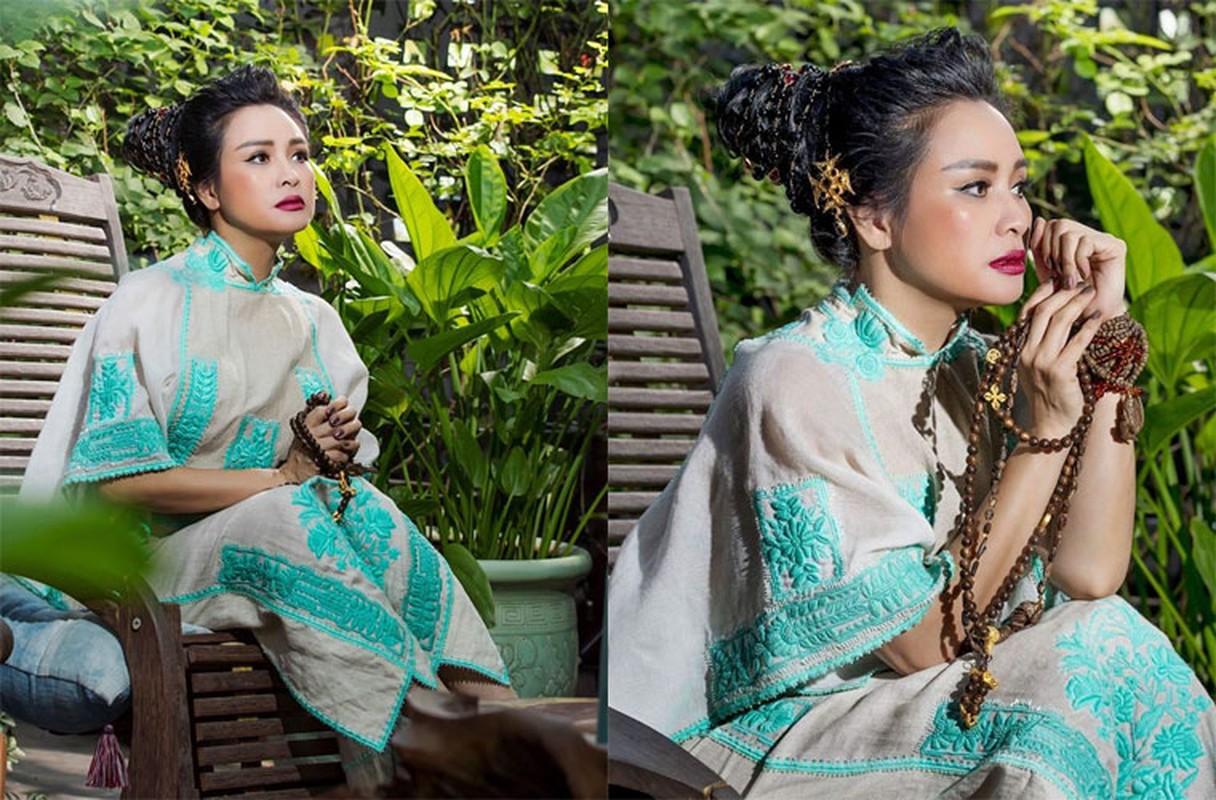 Thanh Lam xinh dep, an vui ben con va tinh tre o tuoi 51-Hinh-4