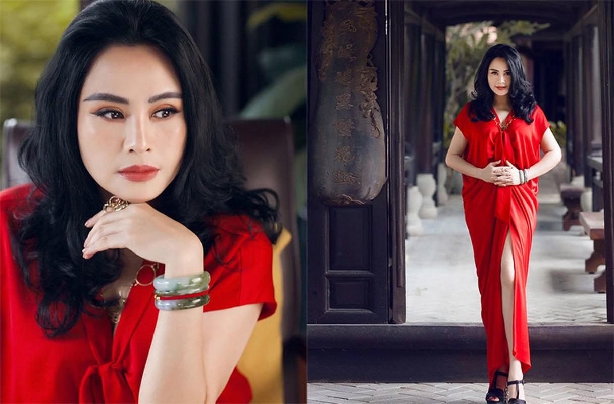 Thanh Lam xinh dep, an vui ben con va tinh tre o tuoi 51-Hinh-5