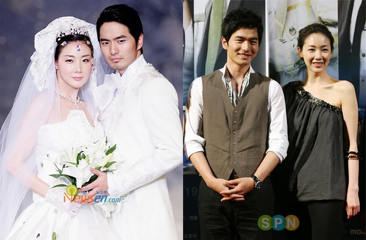 Choi Ji Woo giau co, vien man ben chong va con gai moi sinh-Hinh-12