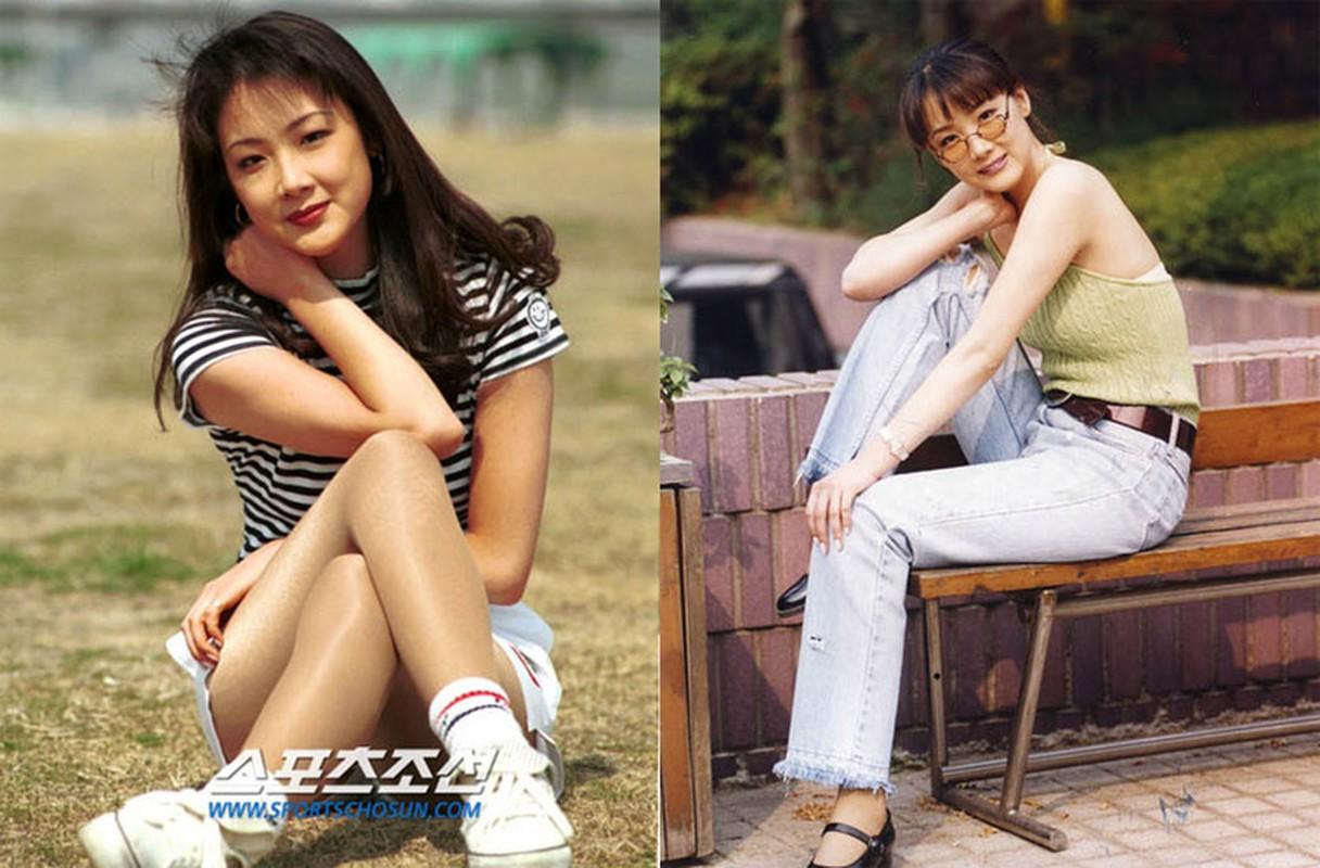 Choi Ji Woo giau co, vien man ben chong va con gai moi sinh
