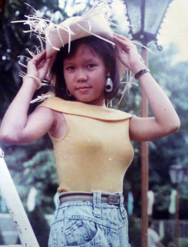 Danh hai Viet Huong: Chuan dai gia ngam Vbiz!