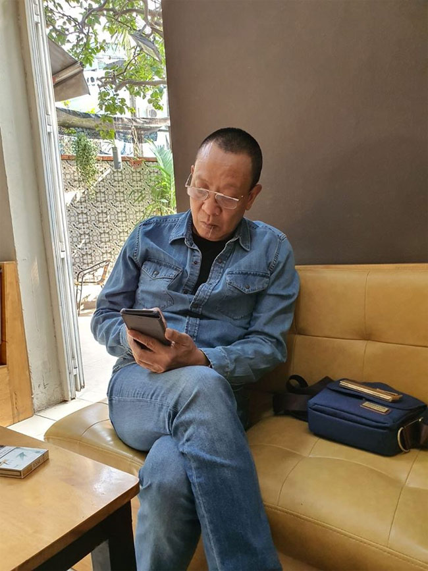 Cuoc song sau khi nghi huu cua nha bao Lai Van Sam-Hinh-10
