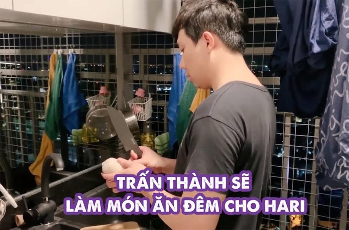 Hari Won vien man ben Tran Thanh sau cuoc tinh 9 nam voi Tien Dat-Hinh-11