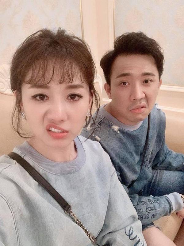 Hari Won vien man ben Tran Thanh sau cuoc tinh 9 nam voi Tien Dat-Hinh-6