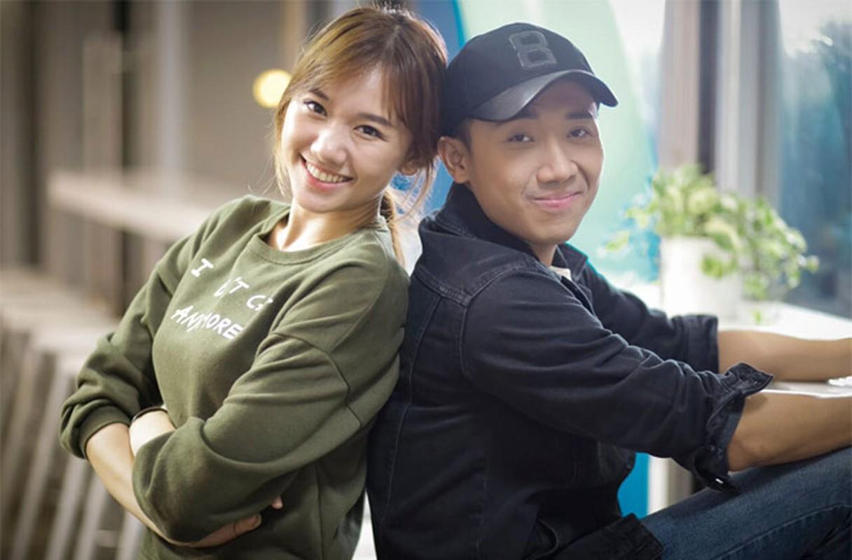 Hari Won vien man ben Tran Thanh sau cuoc tinh 9 nam voi Tien Dat