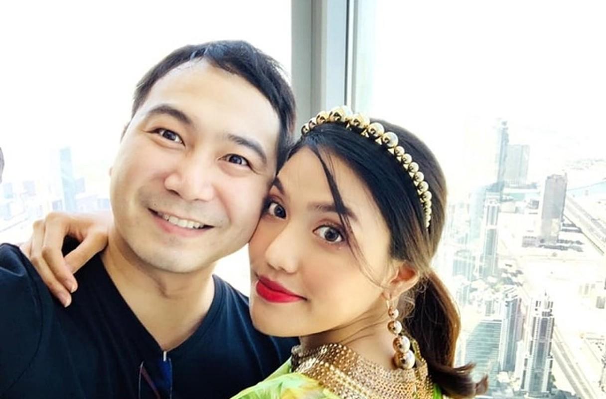 Hon nhan cua Lan Khue khi cuoi tinh cu cua A hau Thuy Van-Hinh-5