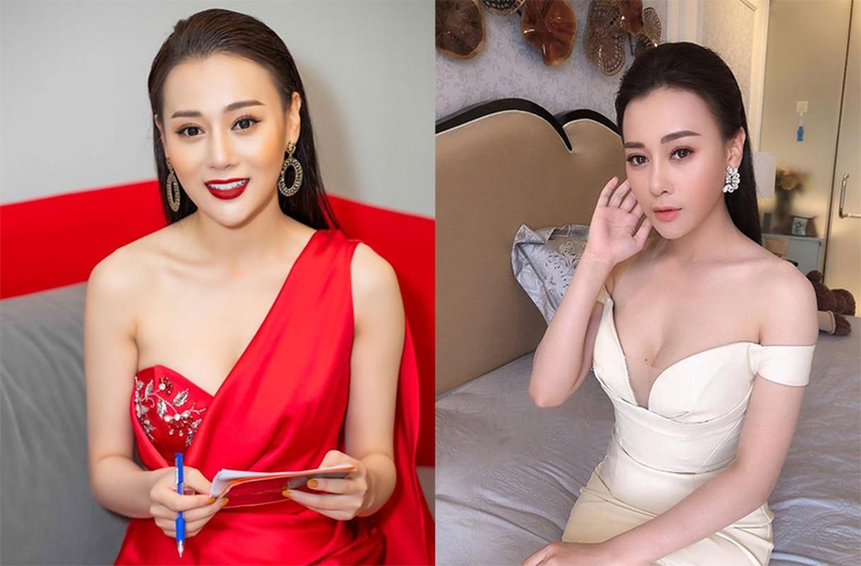 Phuong Oanh ngay cang nong bong, xinh dep hau dao keo-Hinh-4