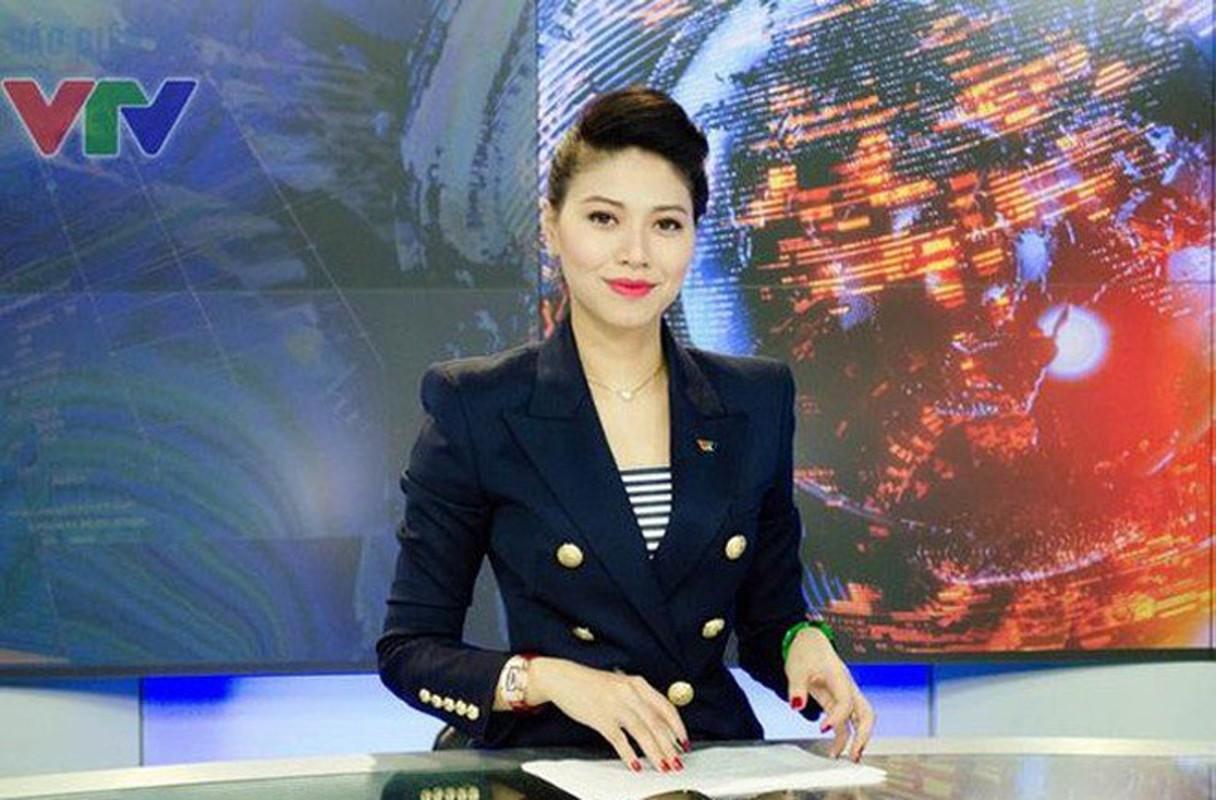He lo muc luong cua Ngoc Trinh va loat BTV noi tieng VTV