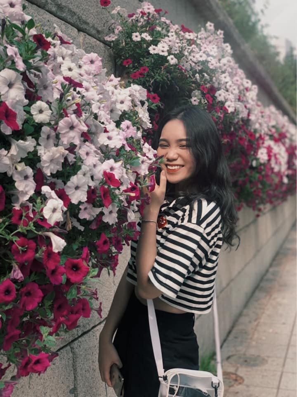 "Con gai A hau Trinh Kim Chi ""lot xac"" xinh dep o tuoi 18-Hinh-5"