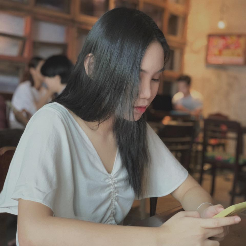 "Con gai A hau Trinh Kim Chi ""lot xac"" xinh dep o tuoi 18-Hinh-6"