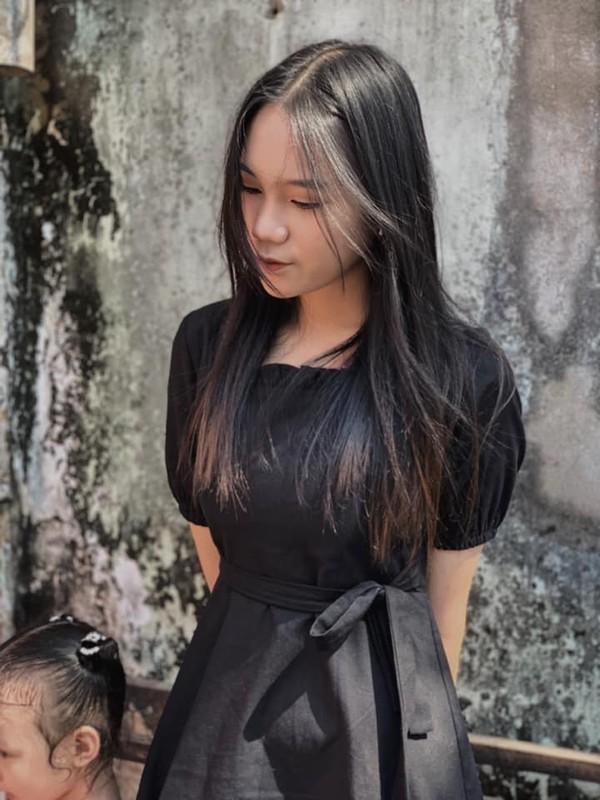 "Con gai A hau Trinh Kim Chi ""lot xac"" xinh dep o tuoi 18-Hinh-7"