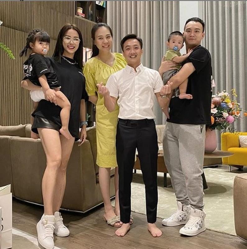 Da 2 con, Diep Lam Anh van xinh, goi cam bao nguoi
